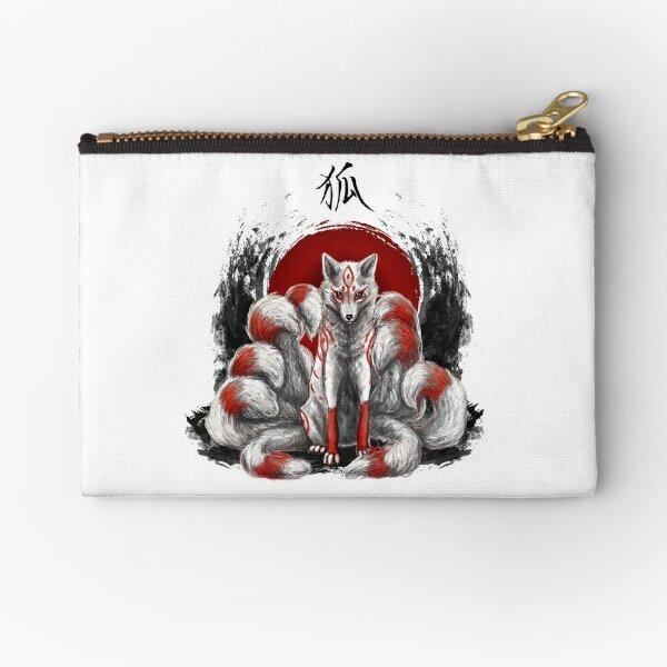 Kitsune Fox à neuf queues Pochette