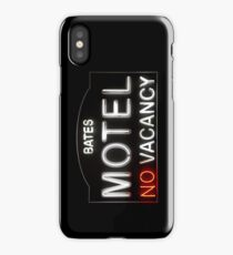 Bates Motel - Neon Sign - iPhone Case iPhone Case/Skin