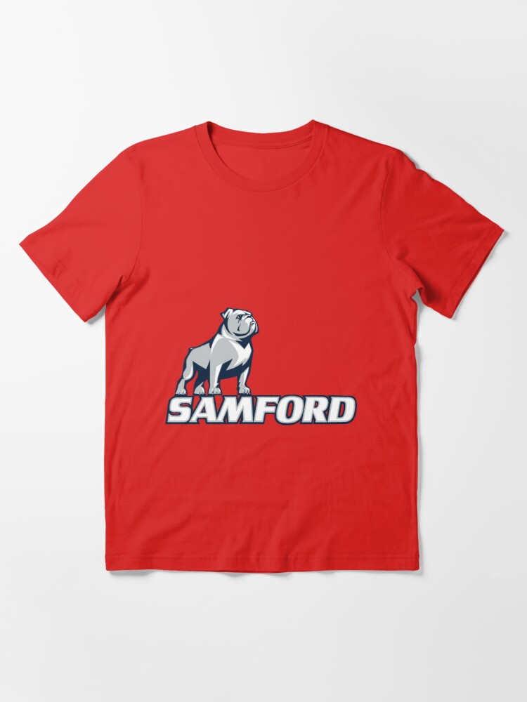 NCAA Samford Bulldogs T-Shirt V3