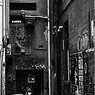 An alleyway in Melbourne by Chris Stokes