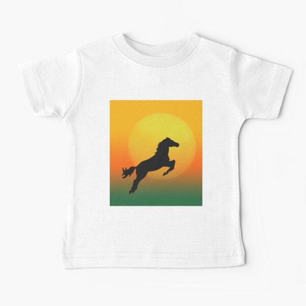 Jumping Baby T-Shirt