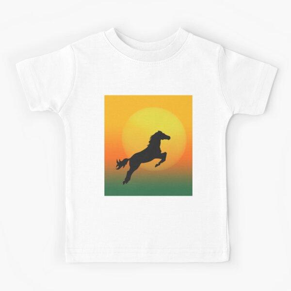 Jumping Kids T-Shirt
