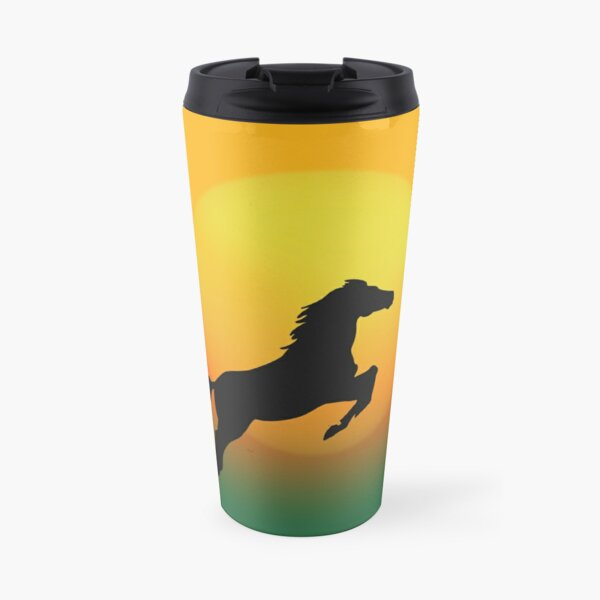 Jumping Travel Mug