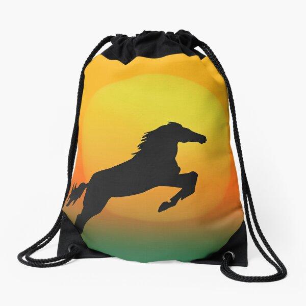 Jumping Drawstring Bag