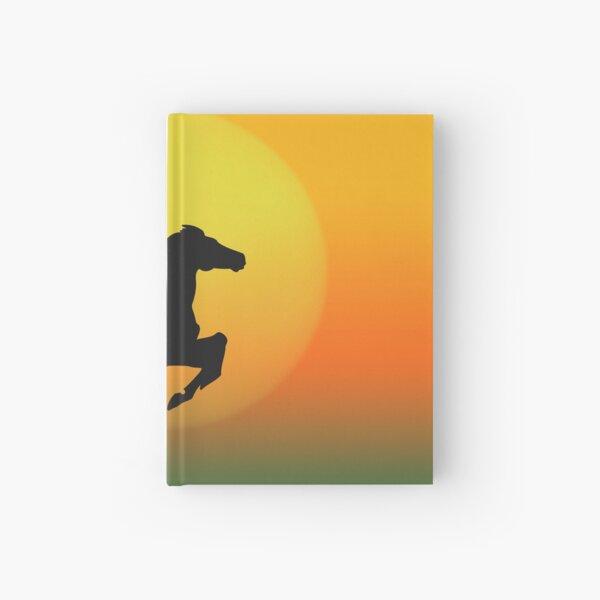 Jumping Hardcover Journal