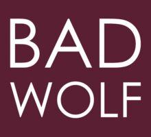 Bad Wolf Dark