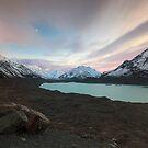 Tasman Glacier by Rodel Joselito B.  Manabat
