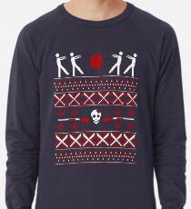 Zombie-Weihnachtshemd Leichter Pullover