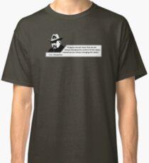Chesterton On Progress Classic T-Shirt