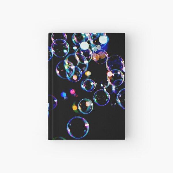 Soap Film Bubbles Hardcover Journal