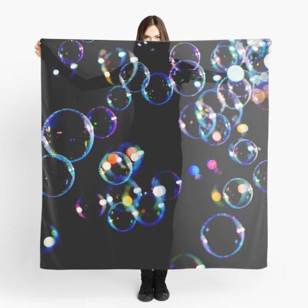 Soap Film Bubbles Scarf