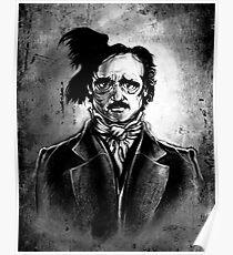 I am the Raven - Edgar Allen Poe Poster