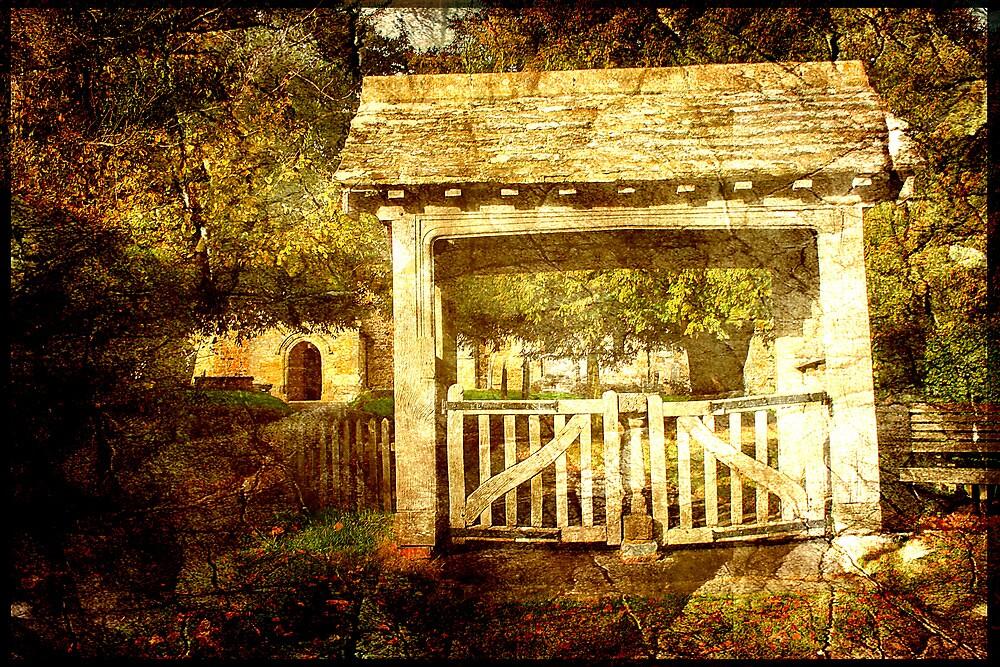 Lychgate Pembury Old Church by Dave Godden