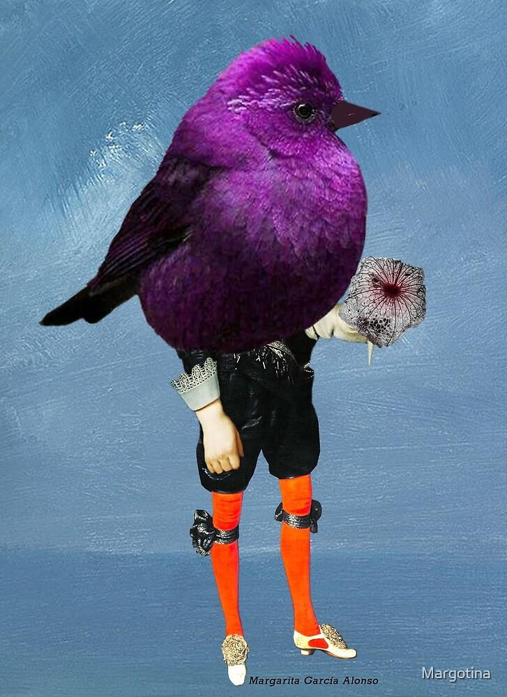 The Birds, Margarita García Alonso  by Margotina
