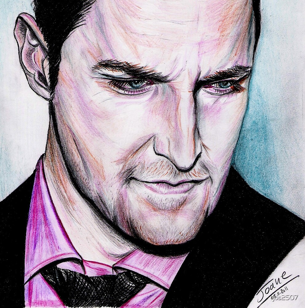 Richard Armitage, thoughtful. by jos2507