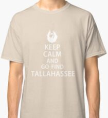 KEEP CALM (SwanFire Edition) Classic T-Shirt
