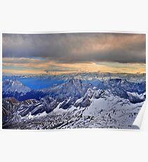 Mountain Alps Poster