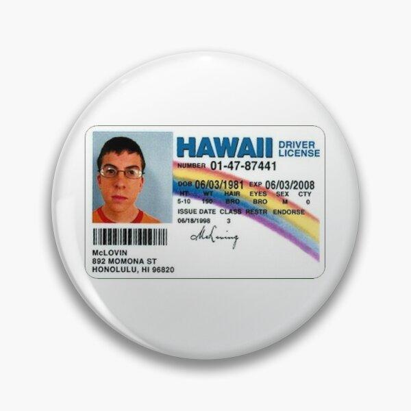 McLovin  Badge