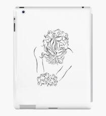 Bride with Bouquet iPad Case/Skin