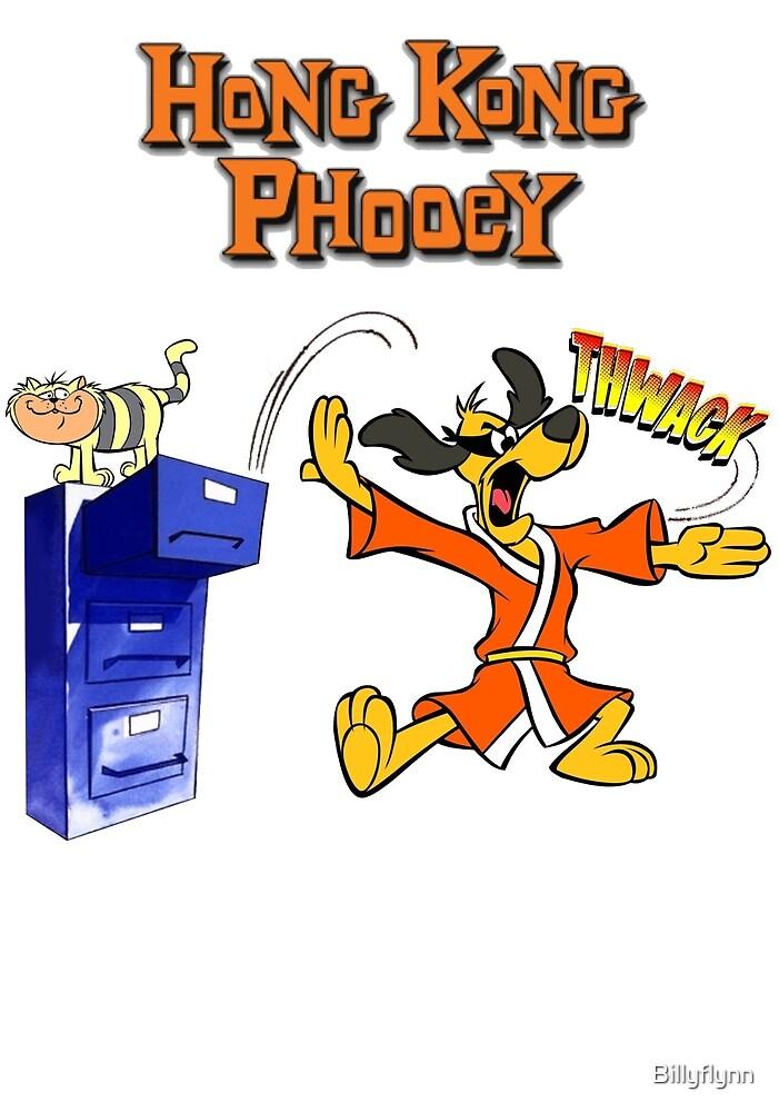 Hong Kong Phooey by Billyflynn