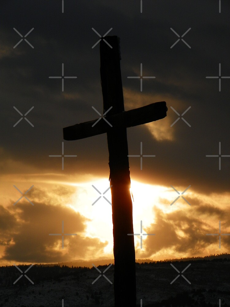 Old Rugged Cross by Betty  Town Duncan