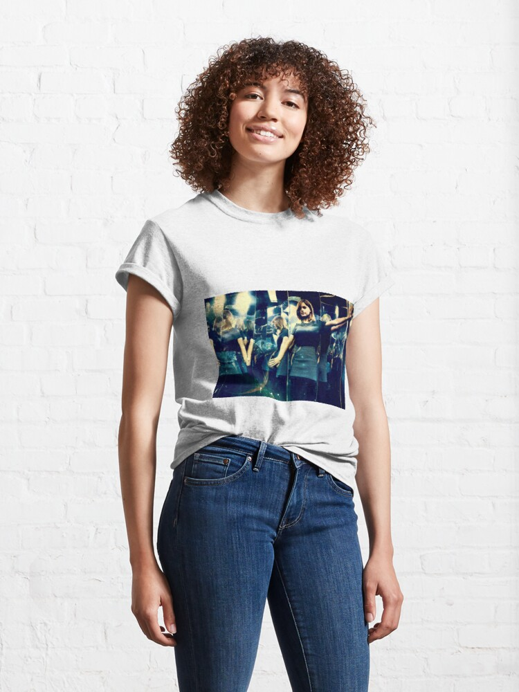 Alternate view of Another Girl, Another Planet  Classic T-Shirt