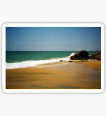 Kovalam beach Sticker