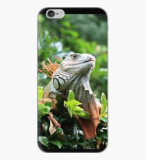 Red Iguana iPhone Case