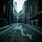 Soho, London by Tony Day