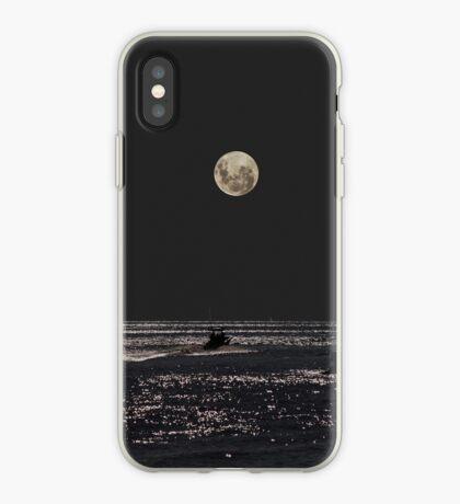 Night Boat Ride iPhone Case