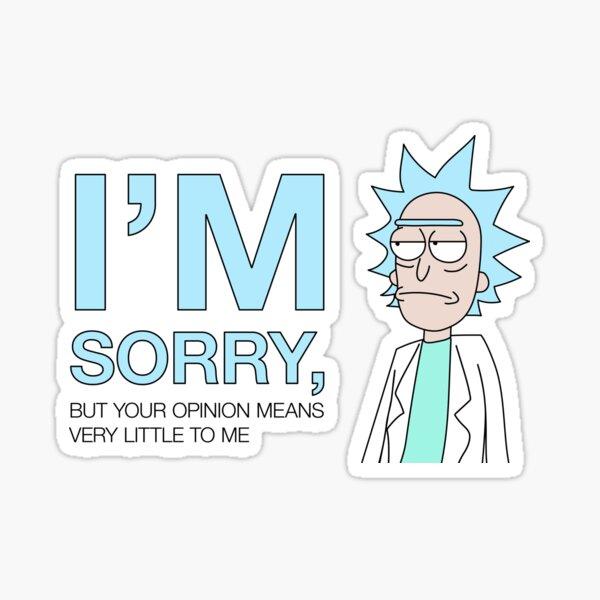 I'm sorry... Sticker