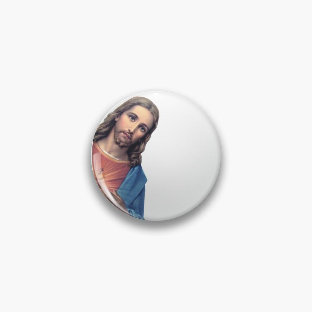 Jesus is watching you - meme Pin