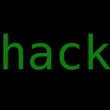 Terminal Hacker Design by GaryCuningham