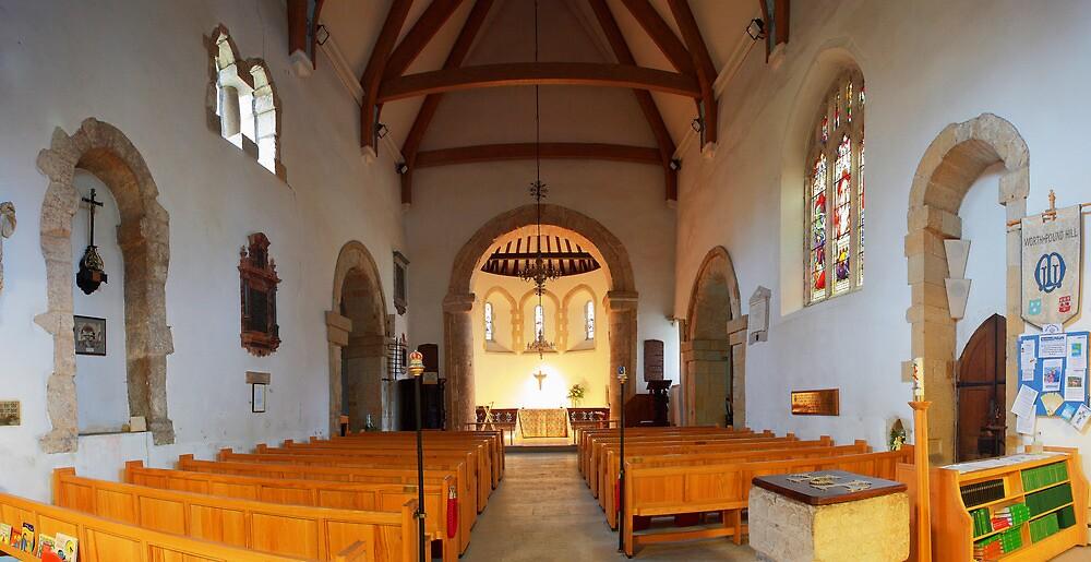 St Nicholas Bishop Of Myra, Worth by Dave Godden