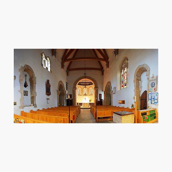St Nicholas Bishop Of Myra, Worth Photographic Print