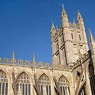 Bath Cathedral by Andrew Duke