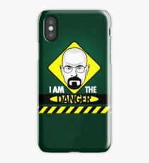 I Am the Danger iPhone Case/Skin