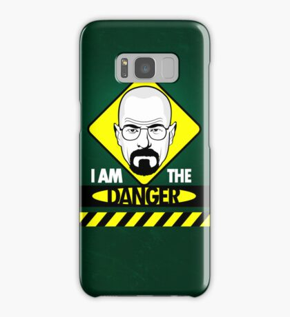 I Am the Danger Samsung Galaxy Case/Skin