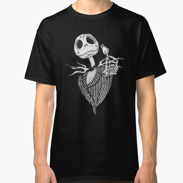 Sugar Skull Jack Skellington Classic T-Shirt
