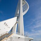 Spinnaker Tower, Portsmouth by Andrew Duke