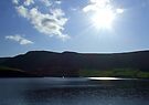 Sunshine Over Dovestones Reservoir by Chris Goodwin