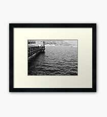 Dam Busters Framed Print