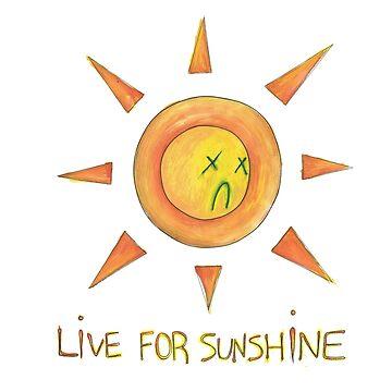 live for sunshine. by instantgaram