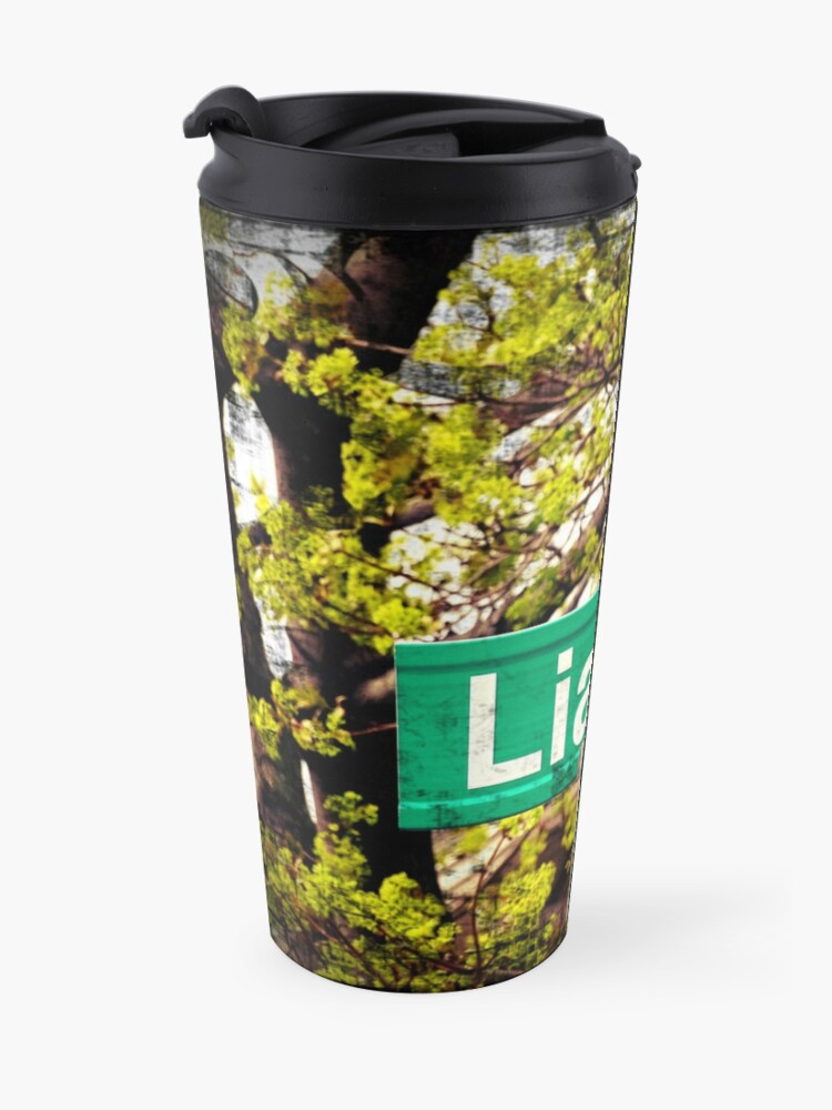 Alternate view of Liam  Travel Mug
