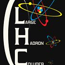 THE LHC T SHIRT by GUS3141592