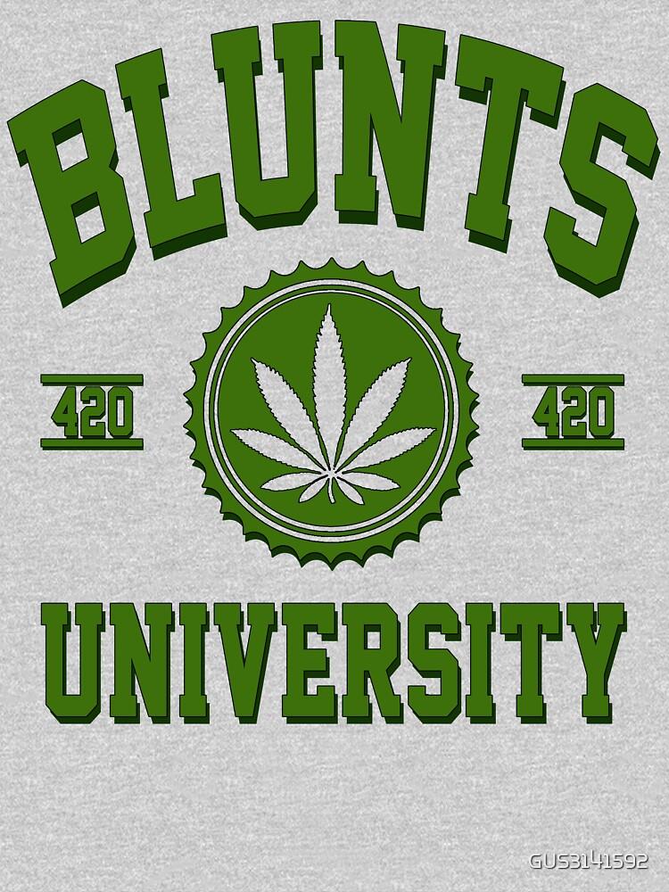 BLUNTS UNIVERSITY | Unisex T-Shirt