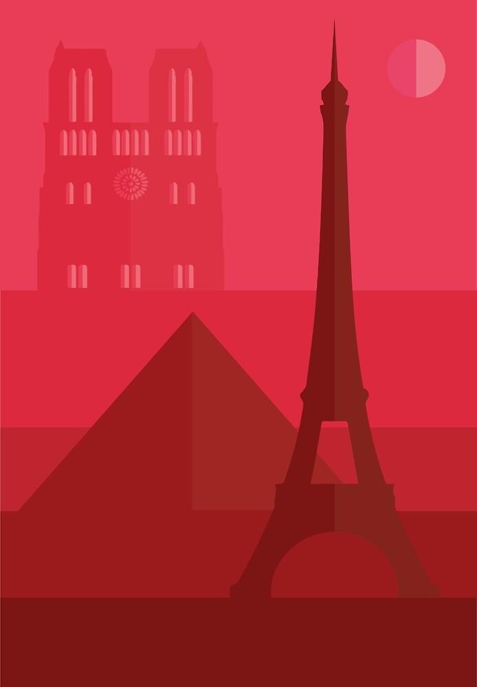 Paris by werther