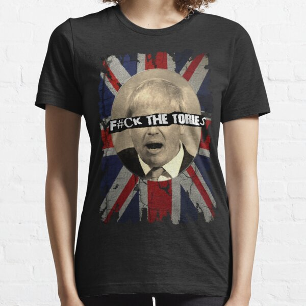F#CK THE TORIES Essential T-Shirt