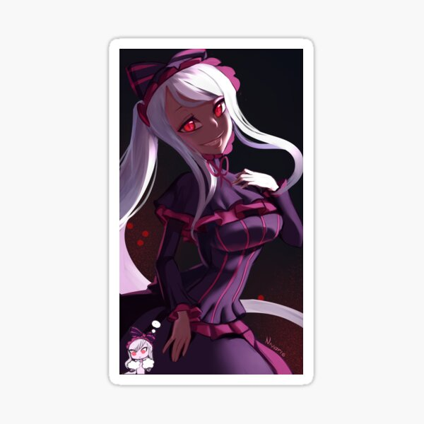 Shalltear from overlord Sticker