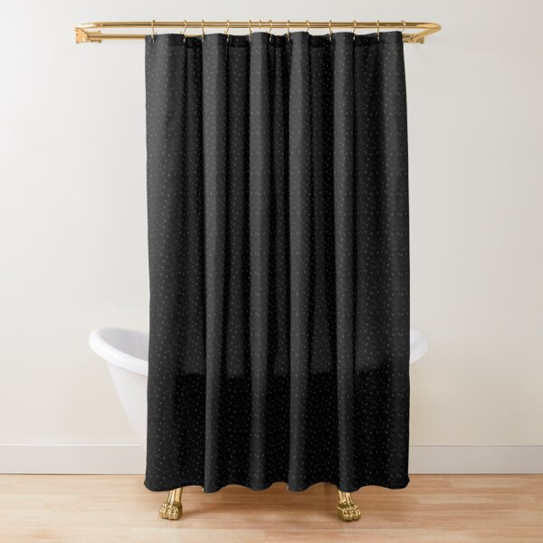 The Sophisticate Shower Curtain